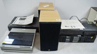 Selection of Hi-Fi equipment