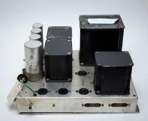 An RGD 1046 mono amplifier.