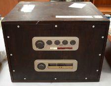A Quad 22 amplifier and a Quad FM1 tuner
