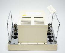 A Radford STA12 stereo valve amplifier.