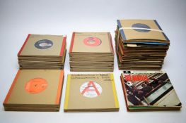 """Collection of good 7"""" singles."""