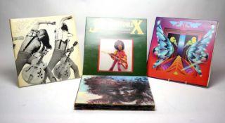 10 rock LPs