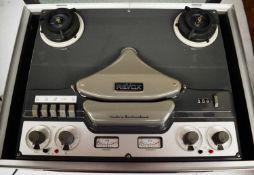 Revox G36 reel-to-reel valve tape recorder.