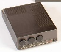 Cyrus One stereo integrated amplifier.
