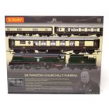 A Hornby Limited Edition of 1500 00-gauge train pack.