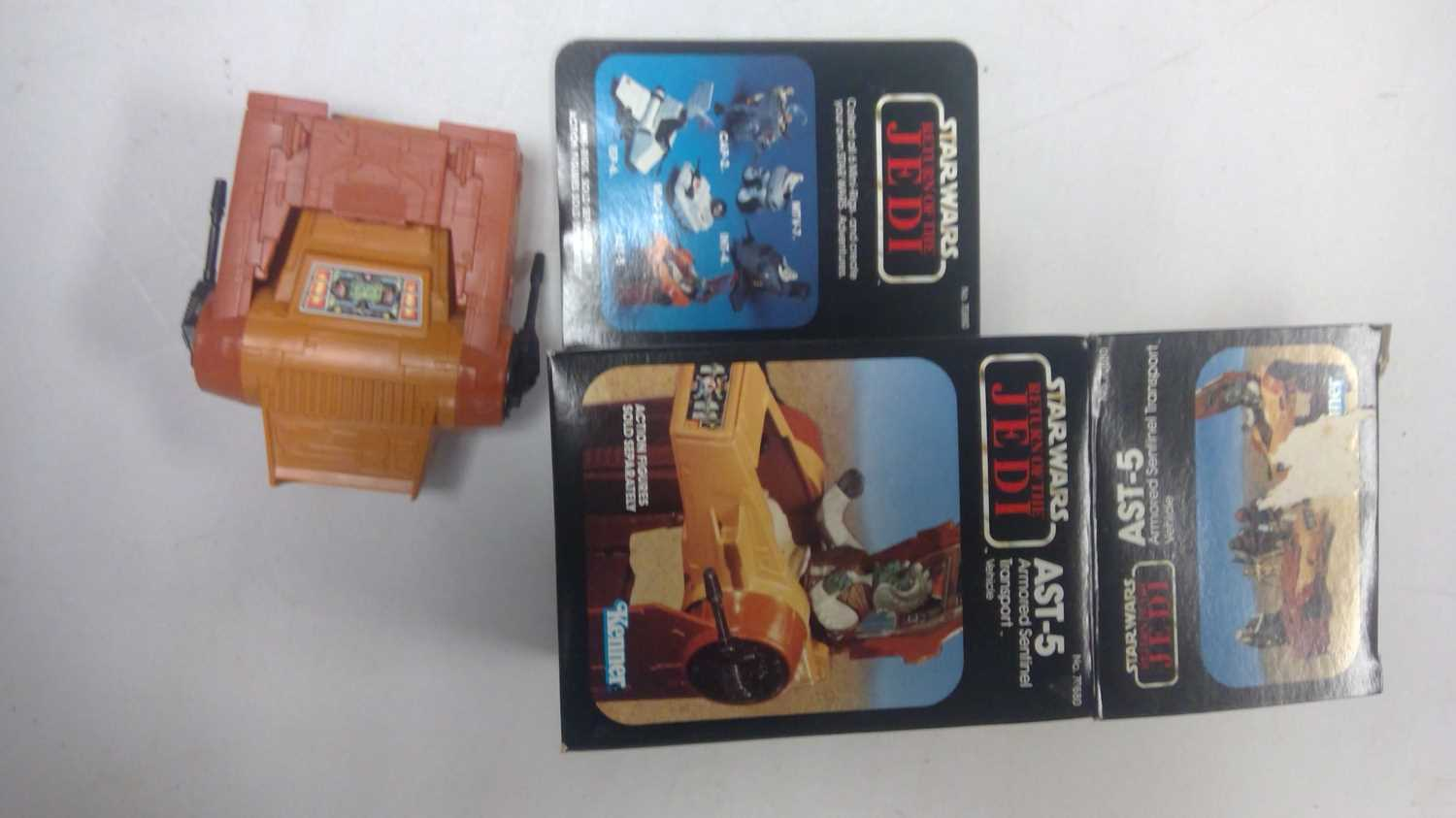 1970/80's boxed and unboxed Star Wars vehicles. - Image 5 of 5