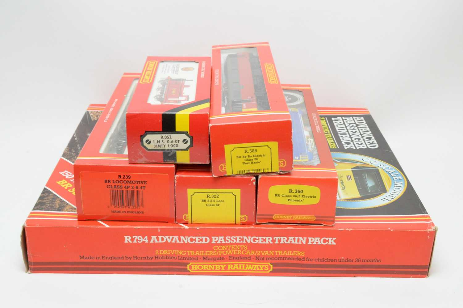 Boxed Hornby locomotives. - Image 2 of 2