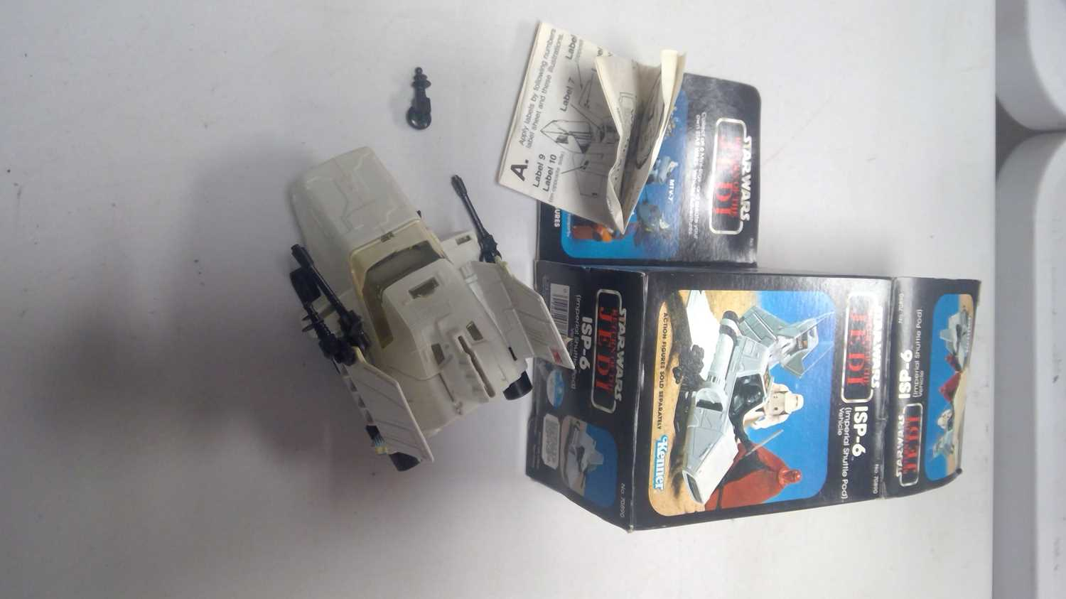 1970/80's boxed and unboxed Star Wars vehicles. - Image 3 of 5