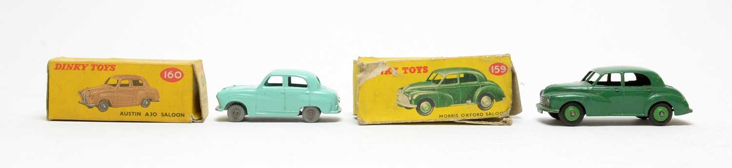 Dinky Toys Austin A30 Saloon, - Image 2 of 2