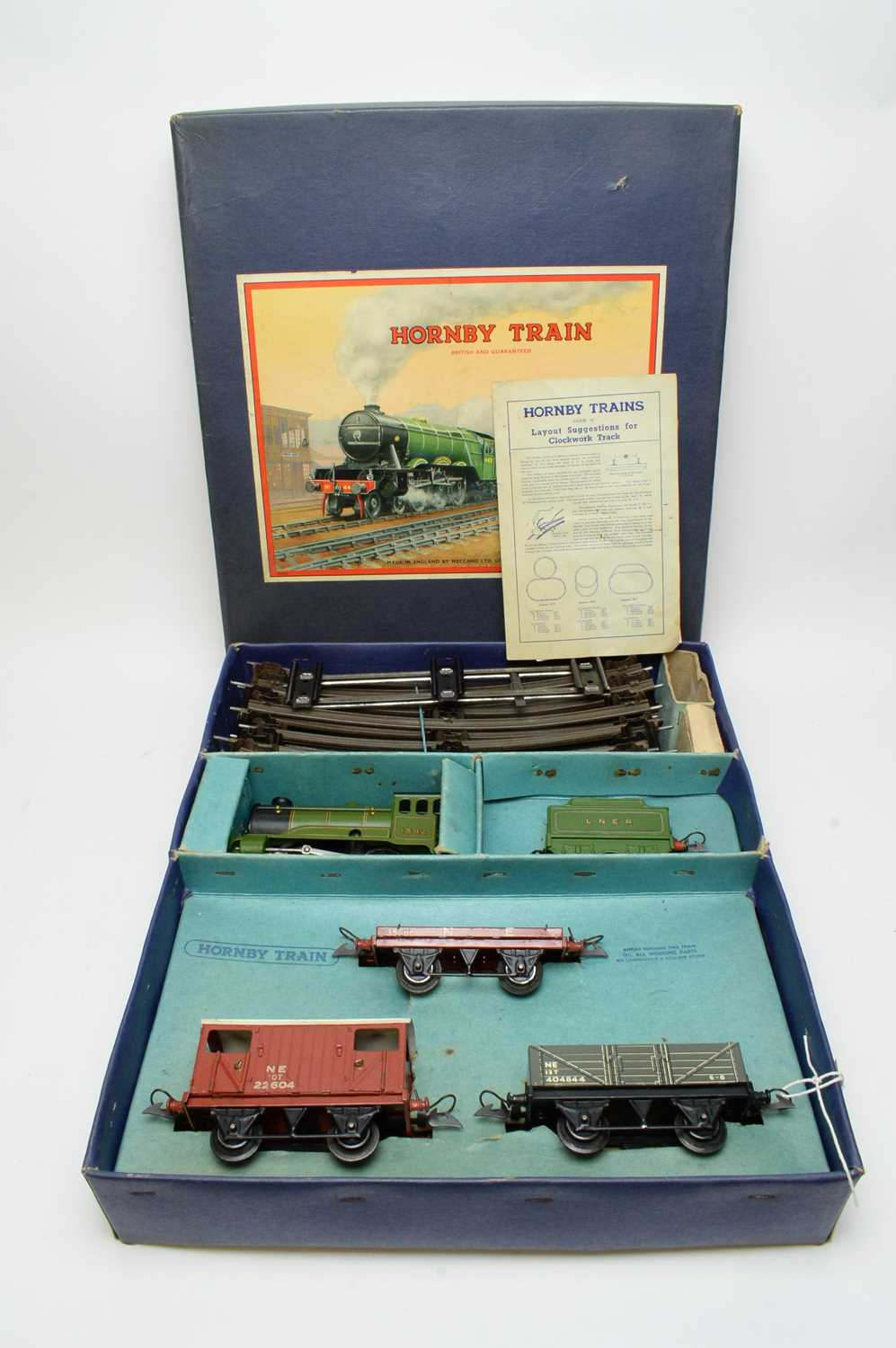 A boxed Hornby 0-gauge train set. - Image 2 of 2