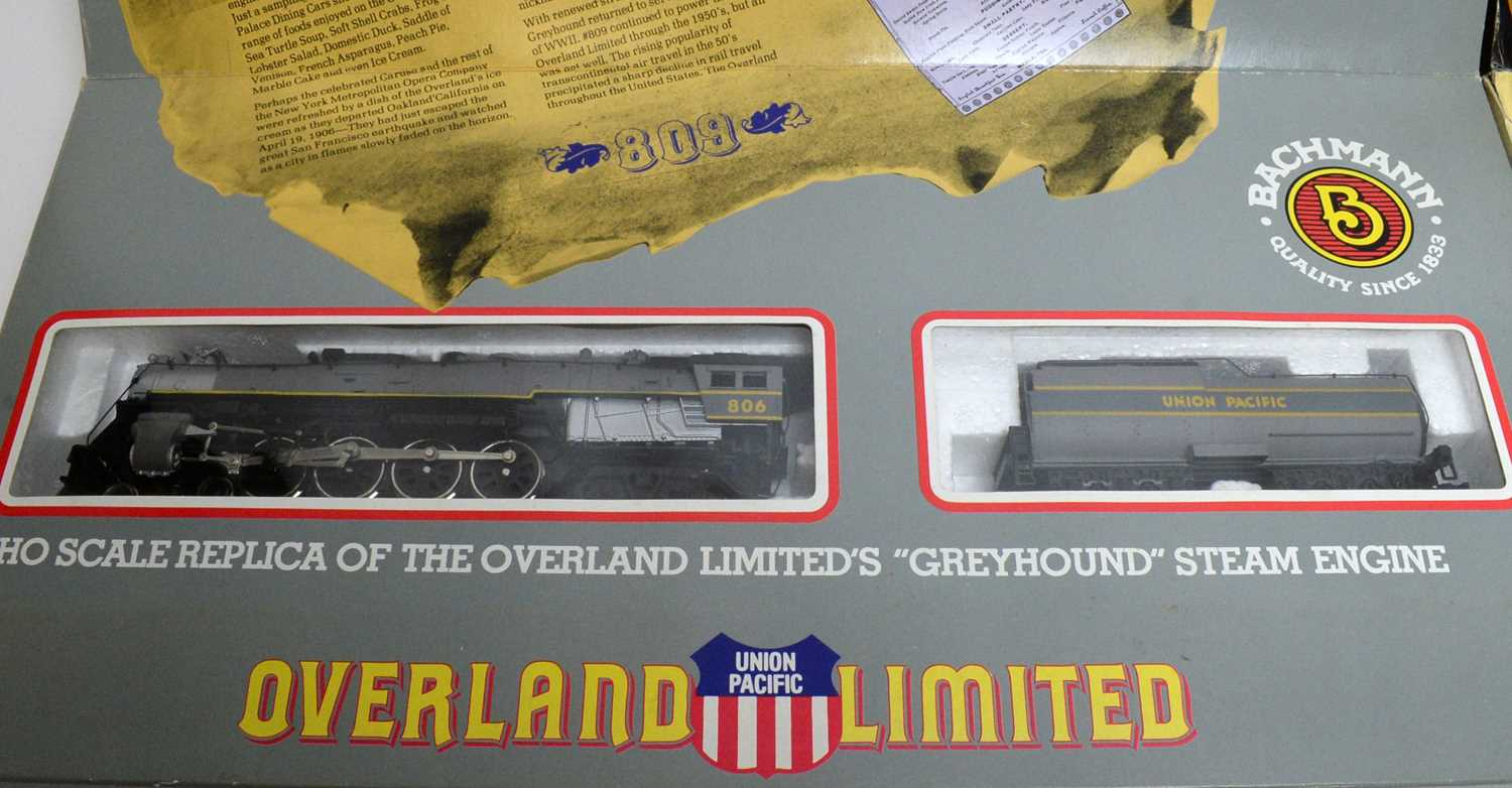Two boxed Bachmann HO-gauge trains. - Image 2 of 4