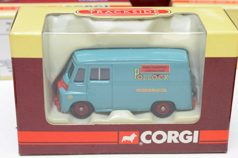 Boxed Corgi trackside and Days Gone trackside vehicles. - Image 2 of 2