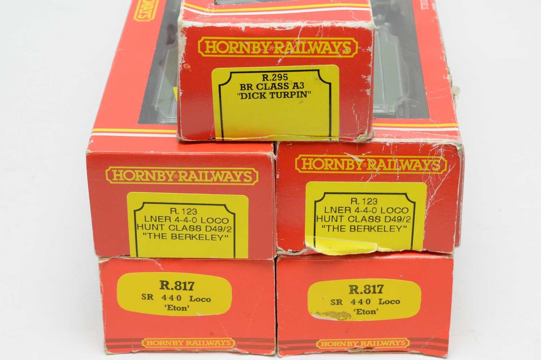 Five boxed Hornby 00-gauge locomotives. - Image 2 of 2