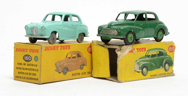 Dinky Toys Austin A30 Saloon,