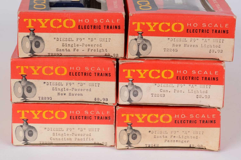 Three pairs of Tycho HO-gauge diesel electric locomotives - Image 2 of 2