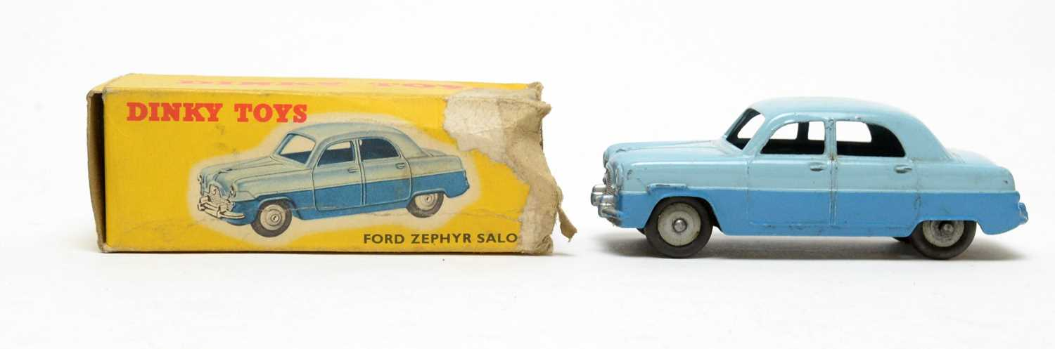 Dinky Toys Ford Zephyr saloon - Image 2 of 2
