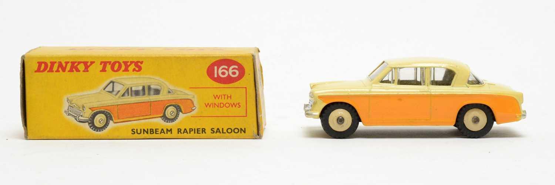 Dinky Toys Sunbeam Rapier saloon, - Image 2 of 2