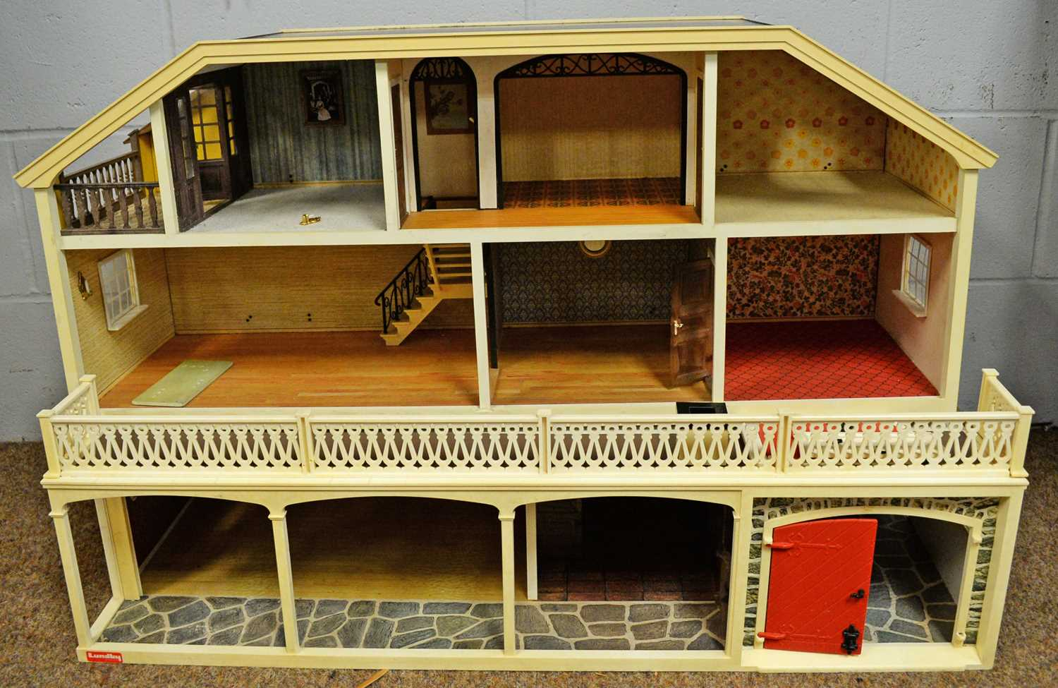 A 1960/70's Lundby doll's house. - Image 2 of 2