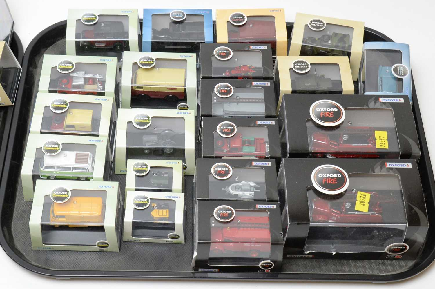 Boxed scale model vehicles. - Image 3 of 4