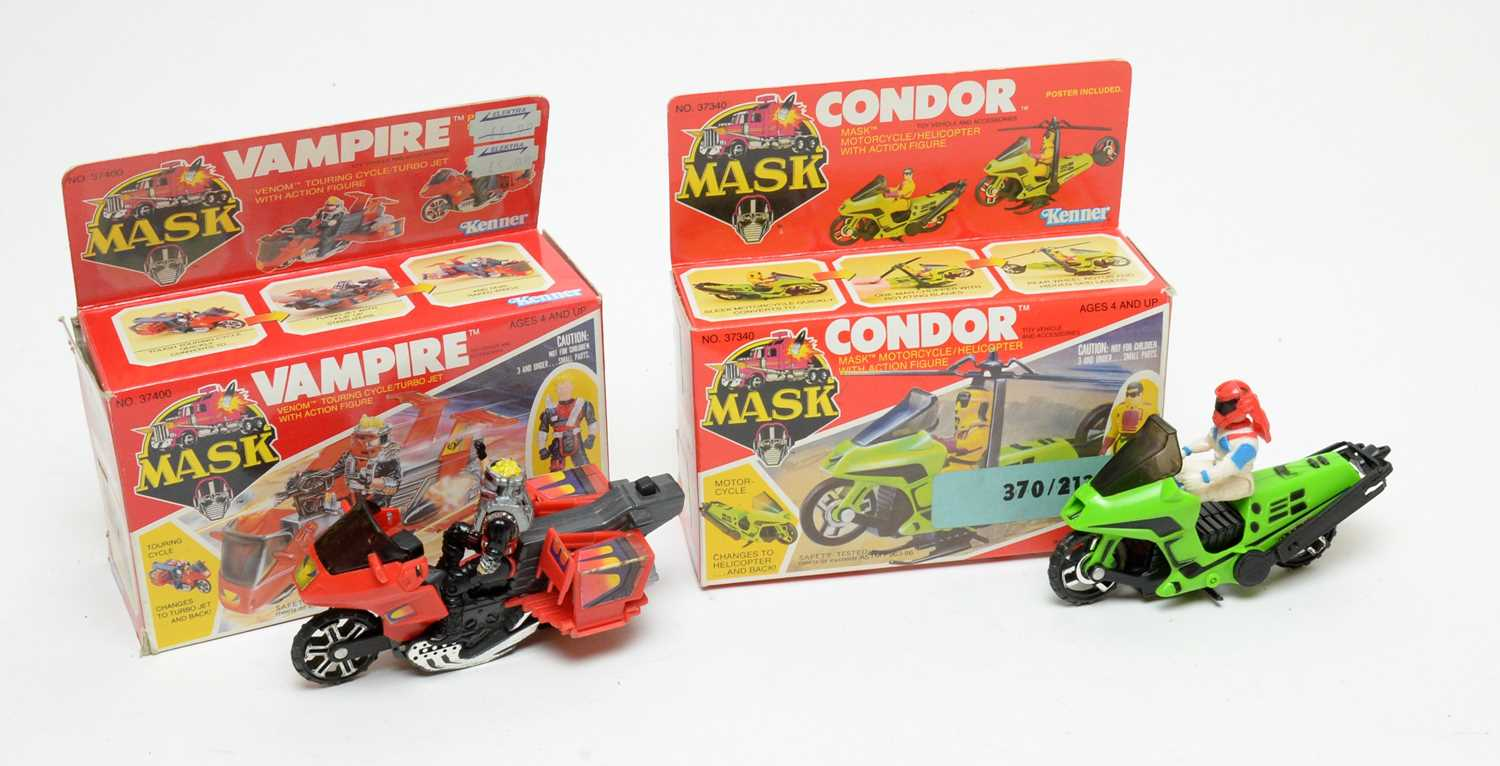 Kenner MASK Vampire and Condor