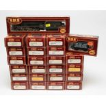 Airfix GMR/Great Model Railways trains, rolling stock and carriages.