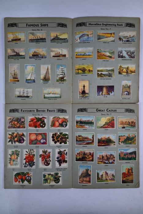 A small quantity of cigarette cards and other trade cards - Image 4 of 4