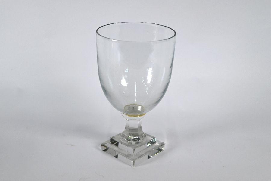 Glass goblet, jugs, nursery plates etc - Image 4 of 4