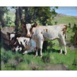 David Gauld (1866-1936) - oil on canvas
