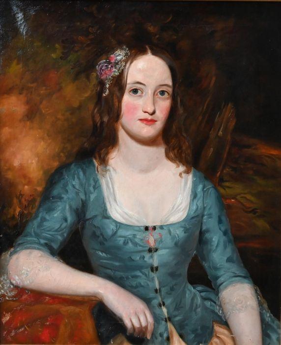 19th century English School - oil on canvas