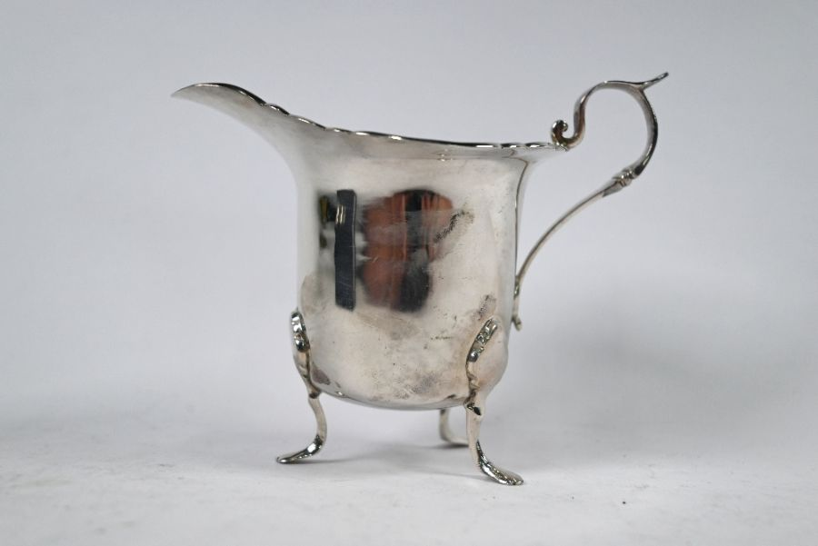 Silver cream jug and various condiments - Image 6 of 6