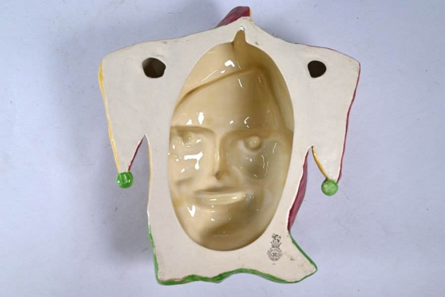 A Royal Doulton 'Jester' wall-mask - Image 2 of 4