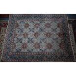 A Persian Kashan carpet