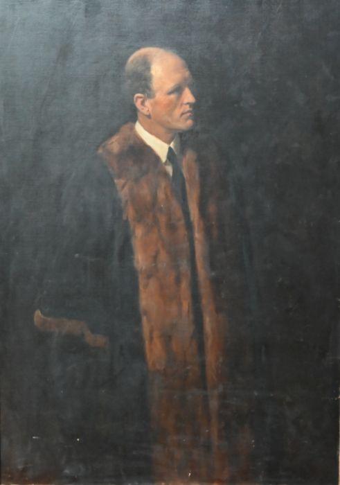 John Collier (1850-1934) - oil on canvas