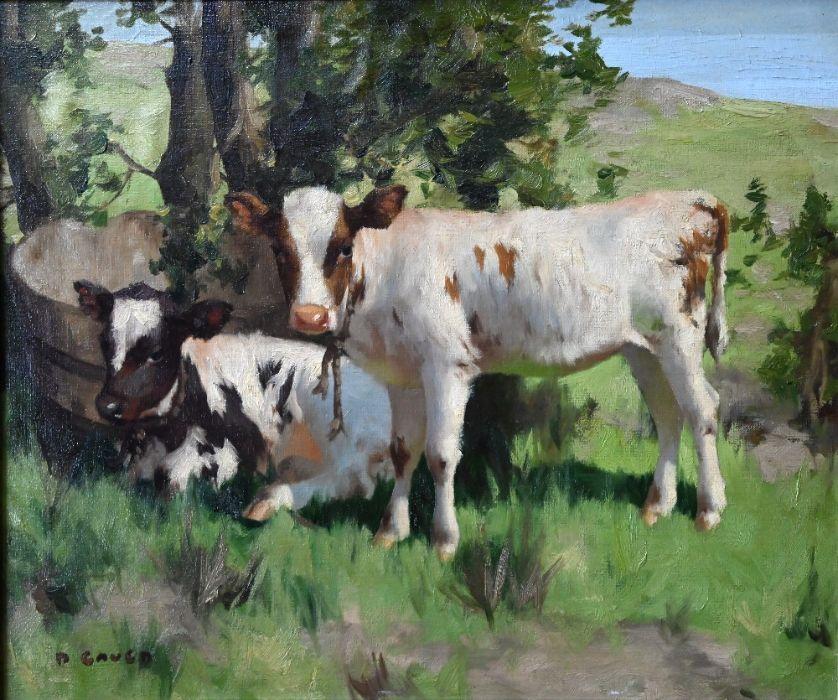 David Gauld (1866-1936) - oil on canvas - Image 4 of 7