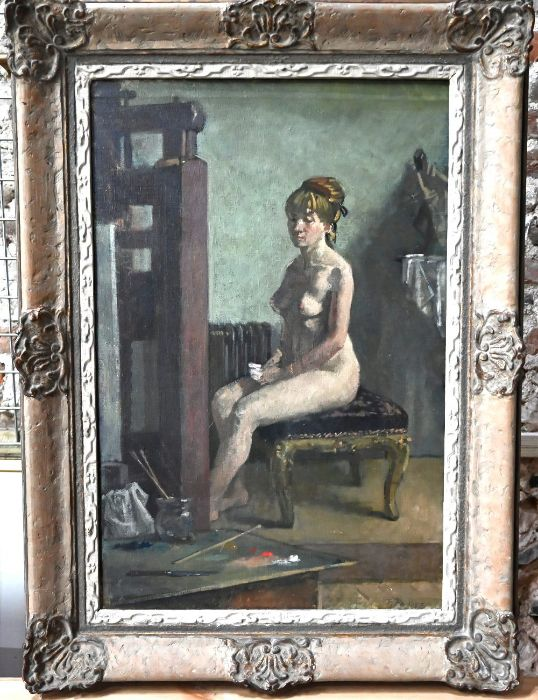 Patrick Edward Phillips (1907-1976) - oil on canvas - Image 6 of 8