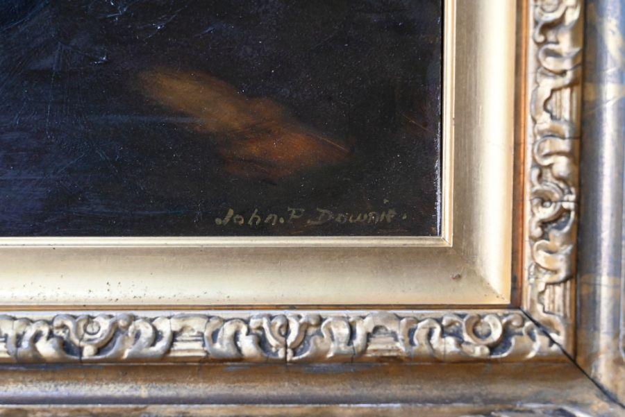 John Patrick Downie (1871-1945) - oil on board - Image 10 of 12