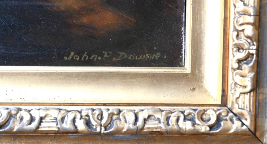 John Patrick Downie (1871-1945) - oil on board - Image 9 of 12