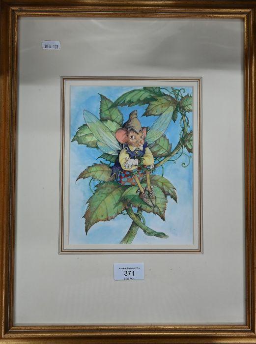 Francis Wainwright (b 1940) - watercolour - Image 2 of 5