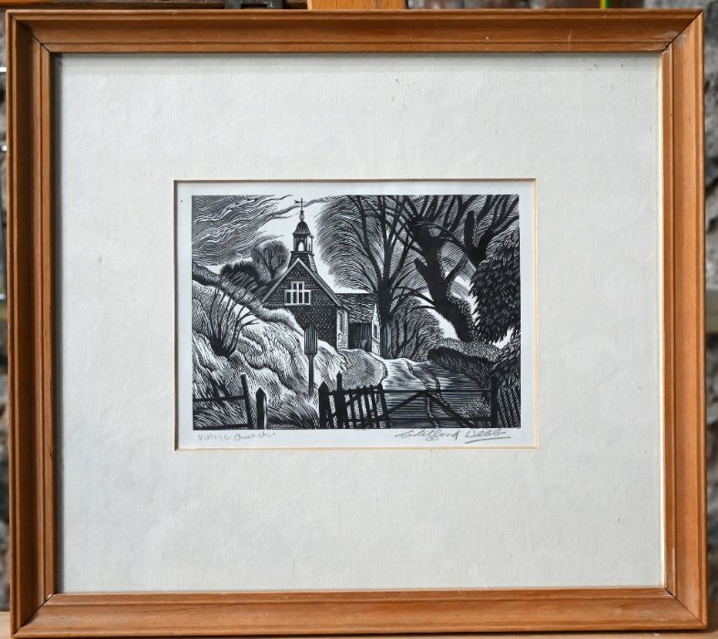 Clifford Webb (1895-1972) - wood engraving - Image 7 of 10