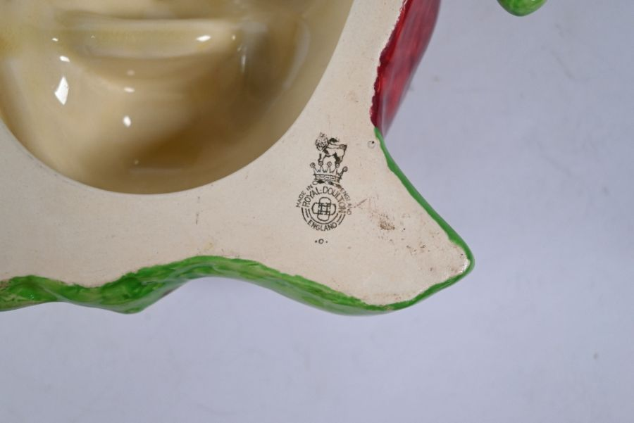 A Royal Doulton 'Jester' wall-mask - Image 3 of 4