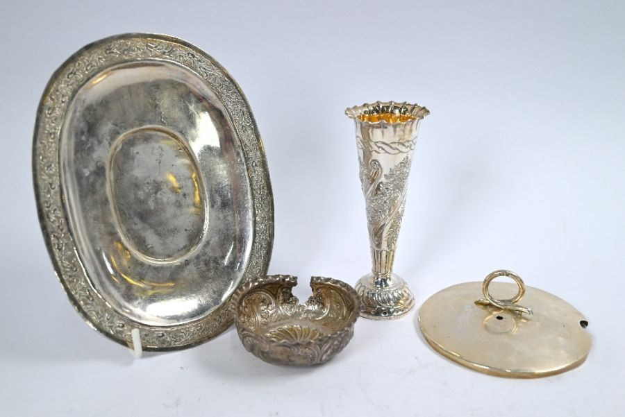Oddments of silver - Image 4 of 4