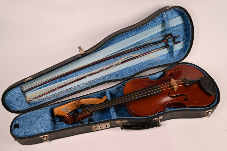 A French violin with Mansuy of Paris label