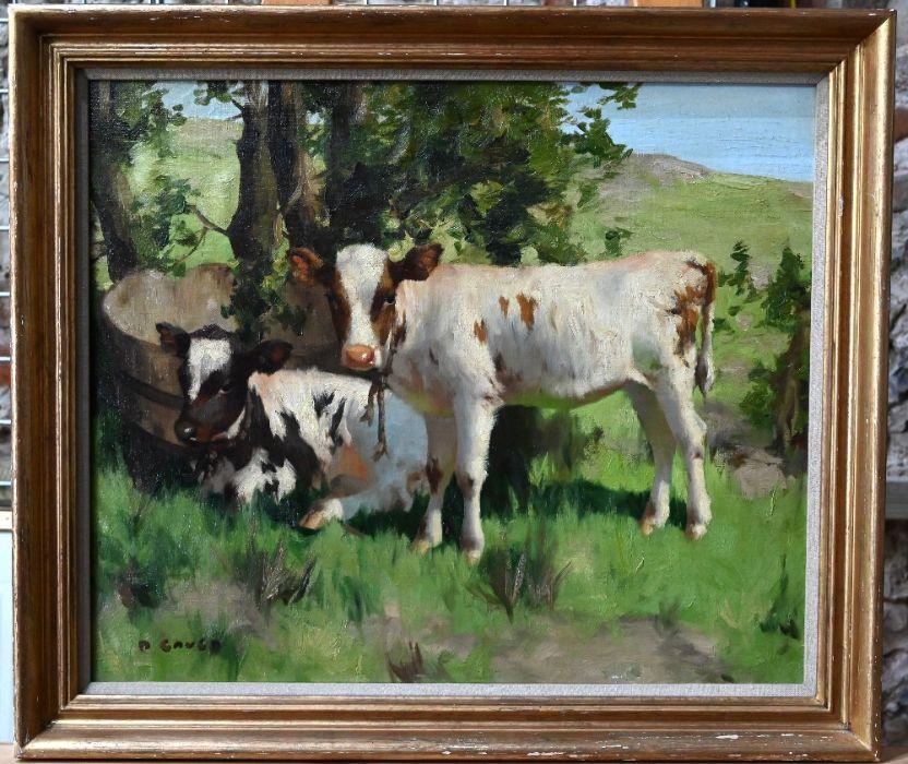 David Gauld (1866-1936) - oil on canvas - Image 5 of 7