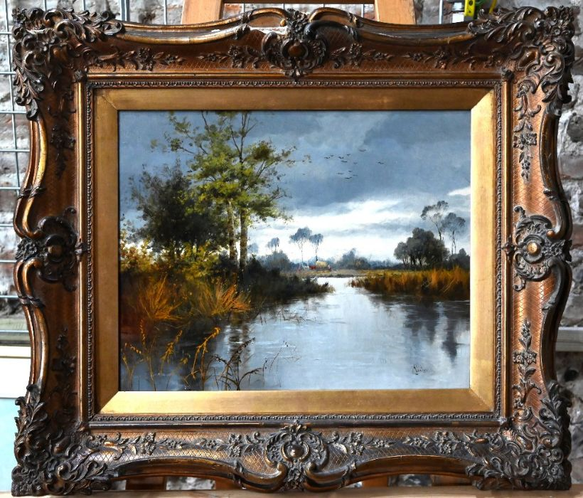 Joseph Paulman (19th century English School) - oil on canvas - Image 2 of 8