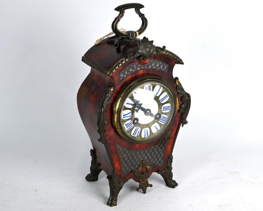 Camerer Kuss & Co, London mantel clock