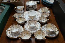 Late Victorian Copeland Spode tea service