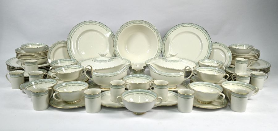 Extensive Royal Doulton 'Berkshire' pattern dinner/coffee service - Image 3 of 5