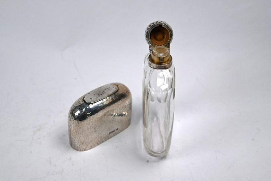 Victorian silver-mounted spirit flask - Image 3 of 3
