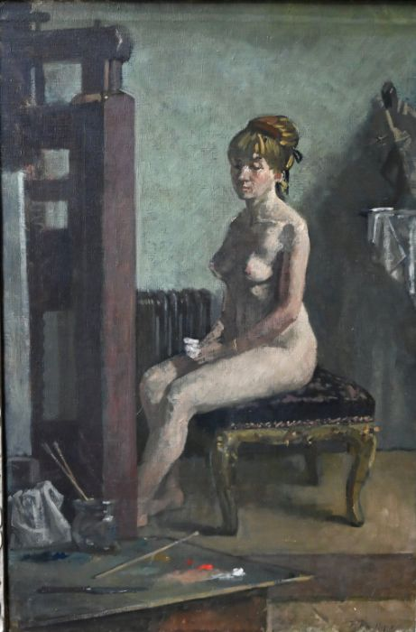 Patrick Edward Phillips (1907-1976) - oil on canvas
