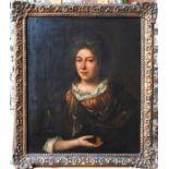 Follower of Sir Godfrey Kneller - oil on canvas
